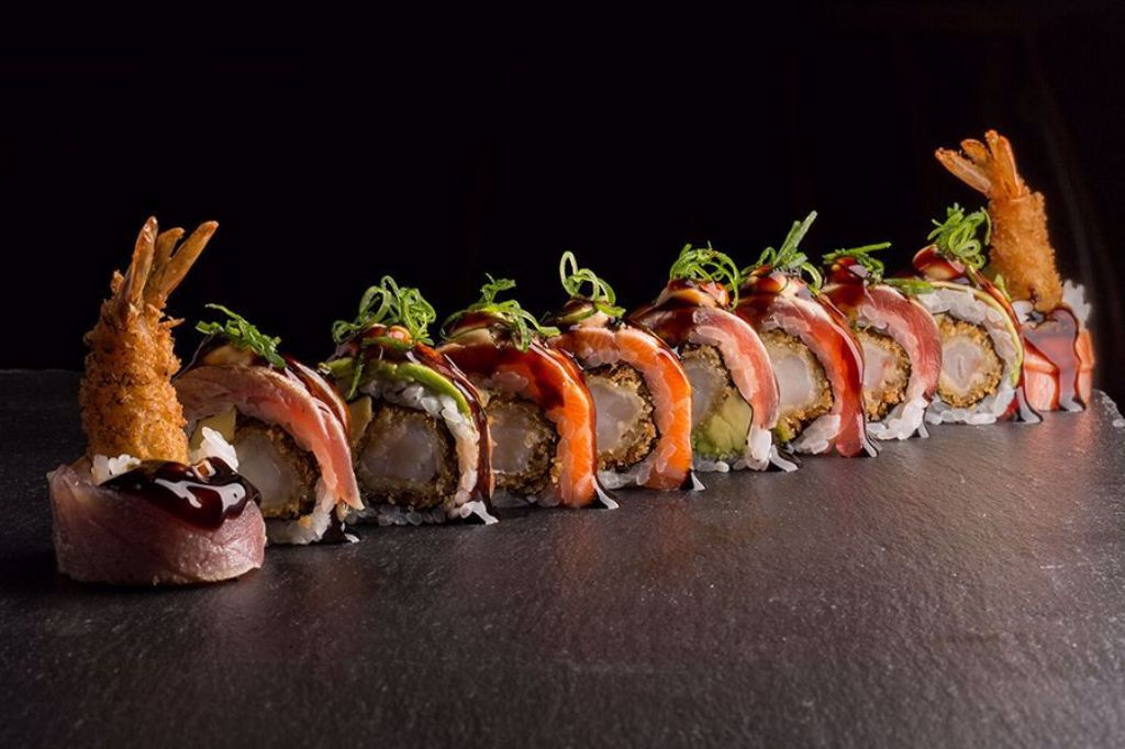 Picture of Sushi Lovers Roll