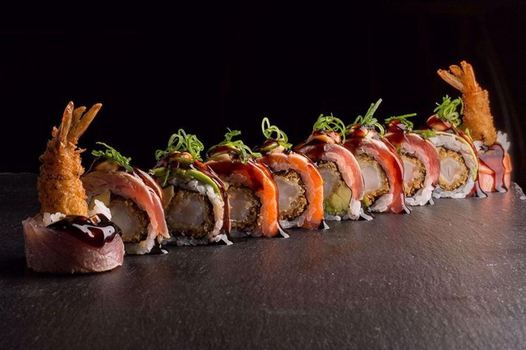 Billede af Sushi Lovers Roll