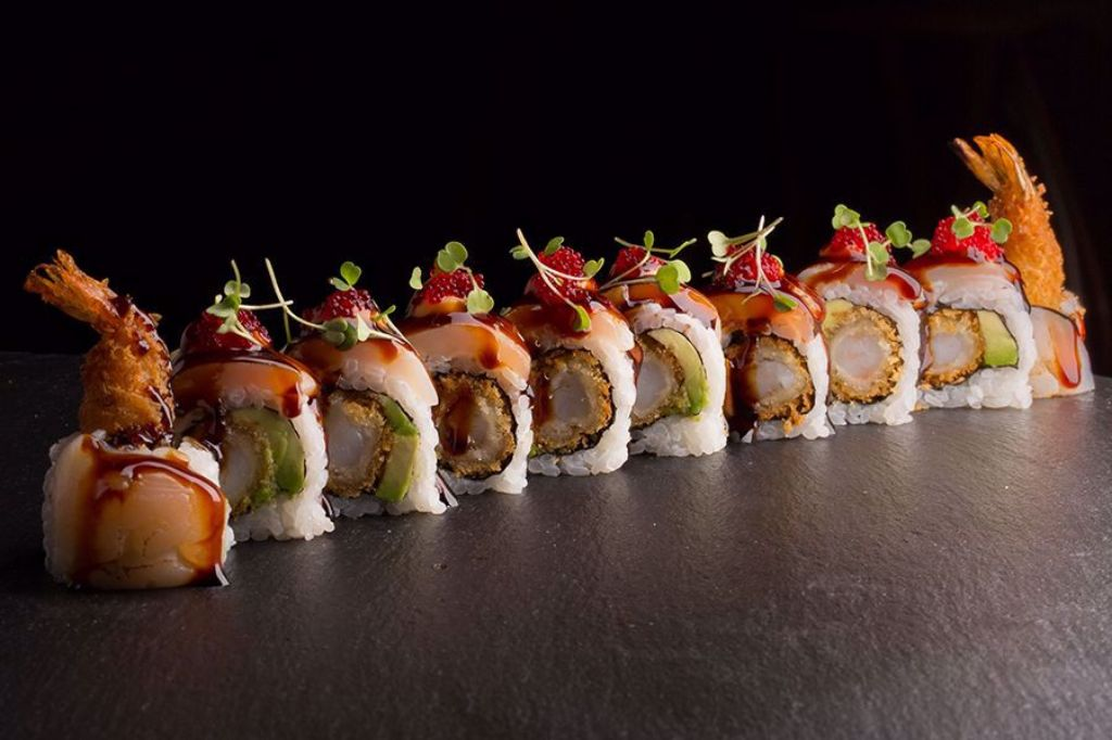 Picture of White Tiger Roll
