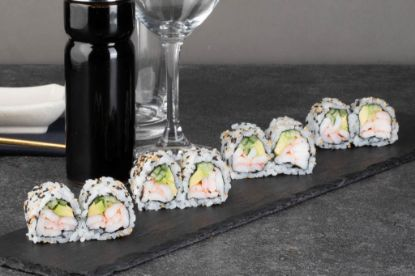 Picture of Ebi roll uramaki