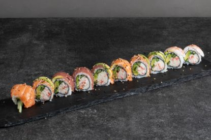 Picture of Rainbow roll