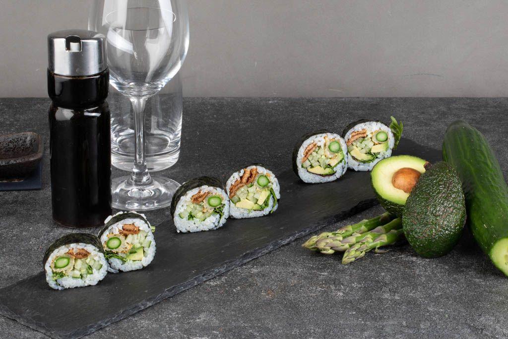 Picture of Vegetarian futomaki