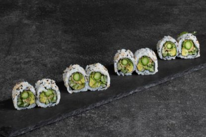 Picture of Vegetarian uramaki