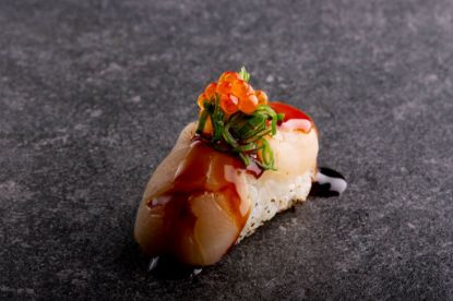 Picture of Scallop delight nigiri