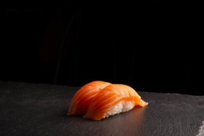 Picture of 2X Laks nigiri
