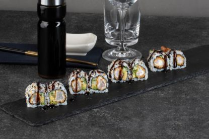 Picture of Crispy Ebi uramaki