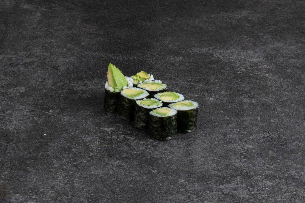Billede af Avocado hosomaki