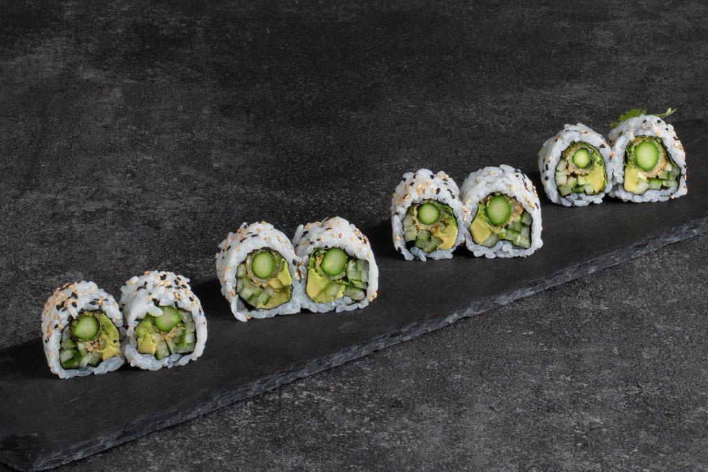Billede af Vegetarian uramaki