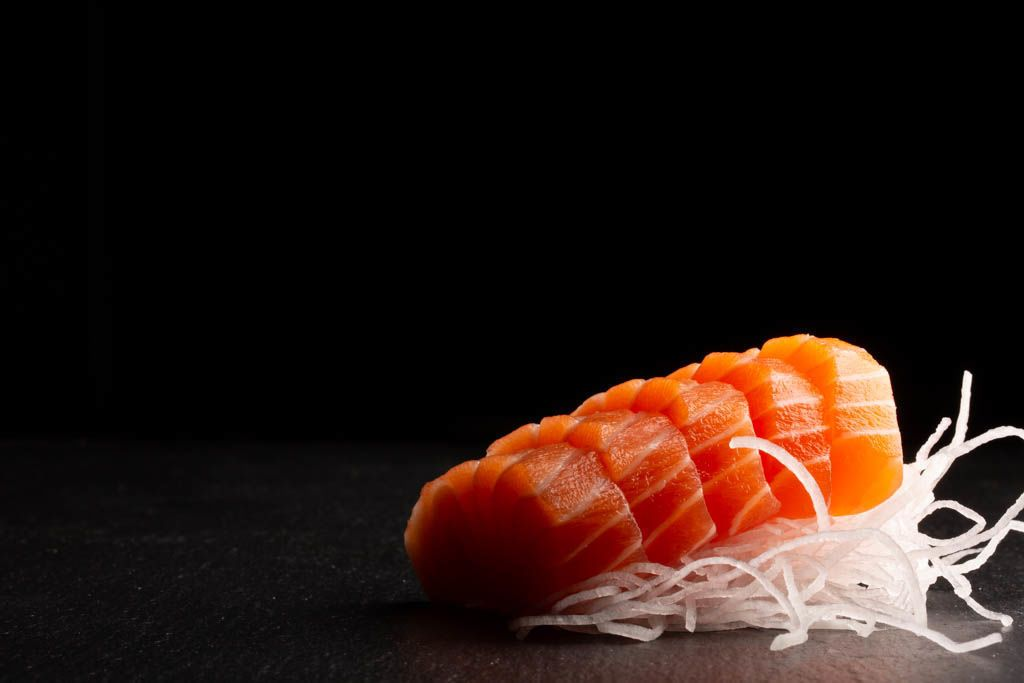 Billede af Sashimi 5 - laks